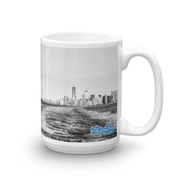NYC MUG right handle