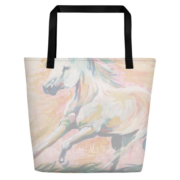 Back section Horse Beach bag